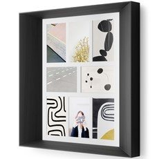Lookout Wall Photo Display - Black