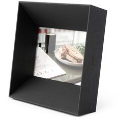 Lookout Photo Frame - Black