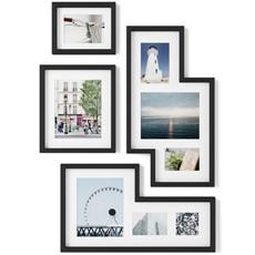 Mingle Gallery Photo Display - Black