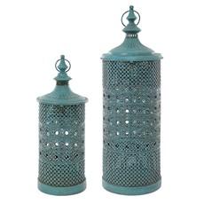 Medina Outdoor Lanterns - Set Of 2