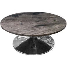 Reign Round Lamp Table