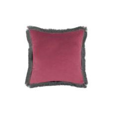 Lapis Poppy Cushion