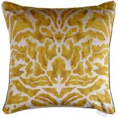 Nikko Mustard Cushion