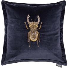Bellatrix Navy Blue Cushion
