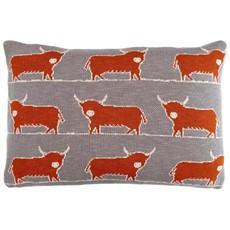 Dougal Knitted Cushion