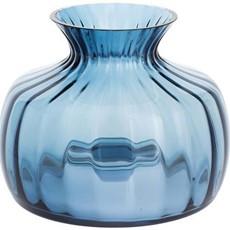 Ink Blue Vase