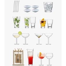 Mixologist Cocktail Connoisseur Set