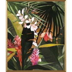 Hidden Jungle I Framed Print
