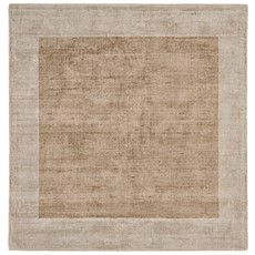 Blade Border Rug - Putty Champagne