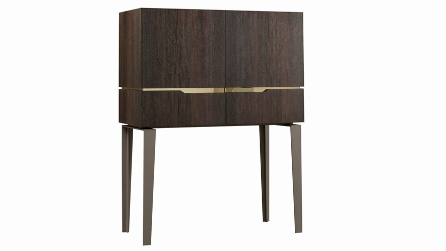 Casella Cocktail Cabinet