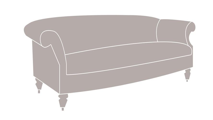 Tetrad Bowmore Midi Sofa
