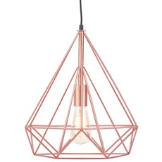 Antwerp Hanging Lamp - Copper