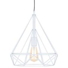 Antwerp Hanging Lamp - White