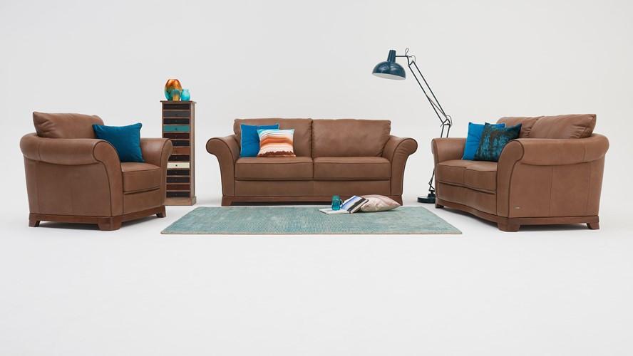 Natuzzi Editions Veneto 3 Seater Sofa