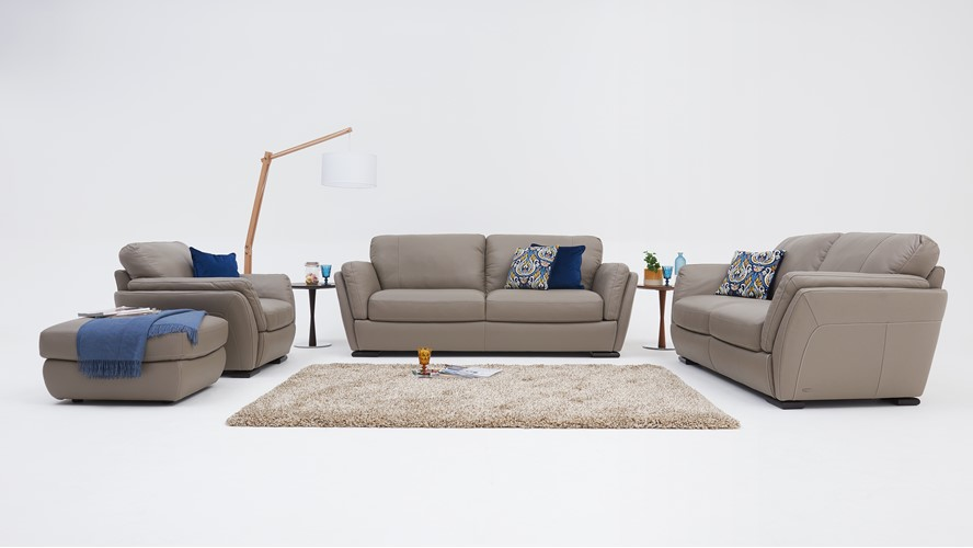 Natuzzi Editions Abruzzi Loveseat Sofa