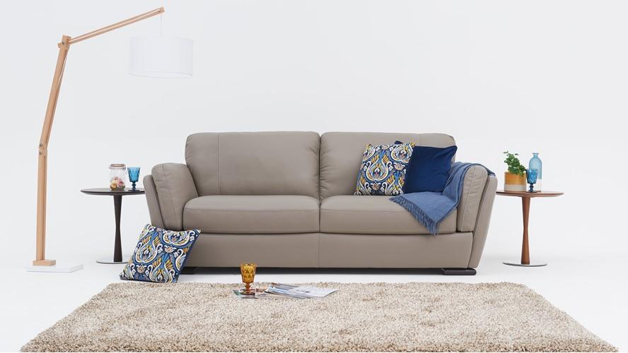 Natuzzi Editions Abruzzi Sofa
