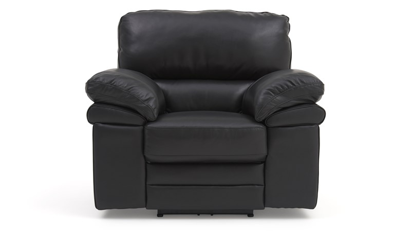 Aldo Leather Recliner Armchair