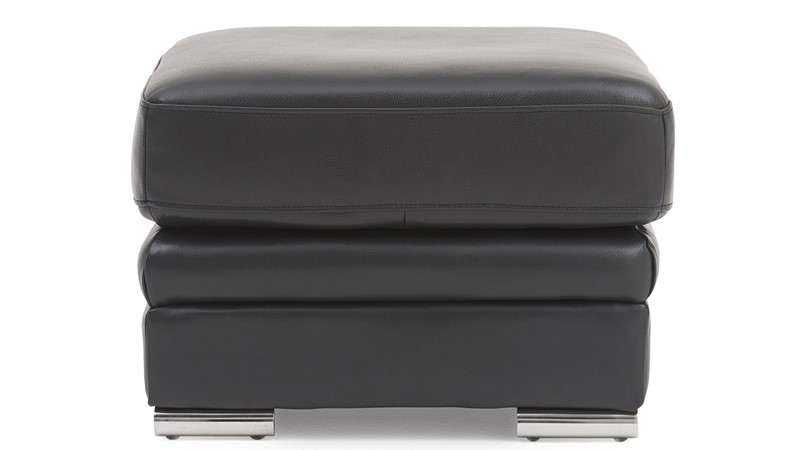 Aldo Leather Footstool