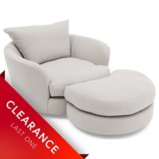 Ex-display Alessia Cuddler Chair & Stool