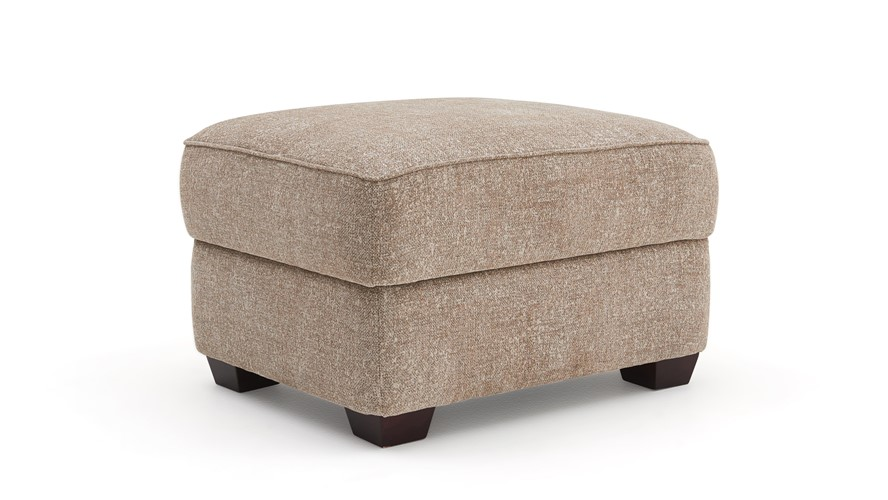 Alsace Small Storage Footstool