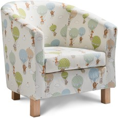 Zoo Animals Tub Chair