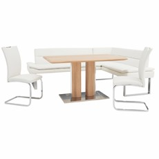 Araceli Table, Bench & 2 Chairs