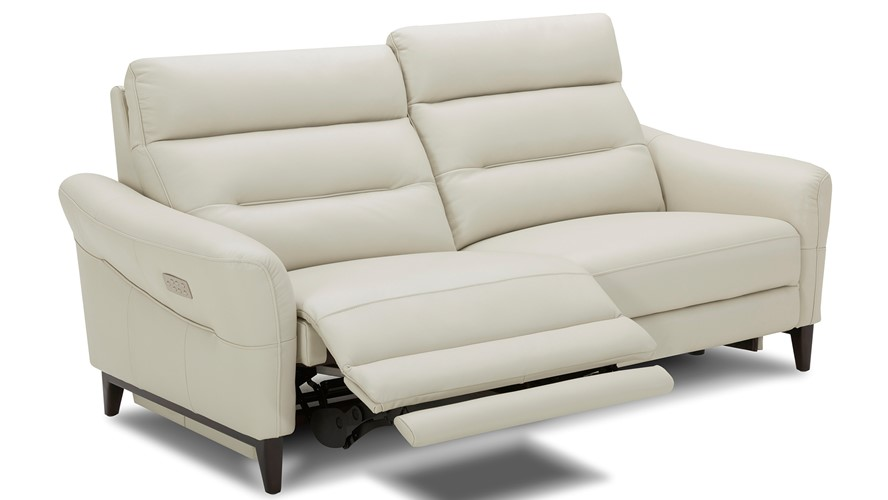 Arran3 Seater Power Recliner with Power Headrests & Power Lumber