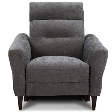 ArranPower Recliner Armchair with Power Headrests & Power Lumber