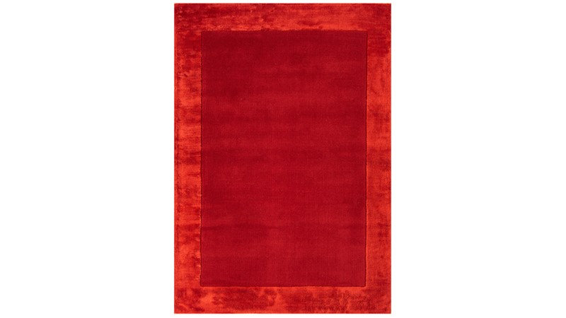 Ascot Rug - Red
