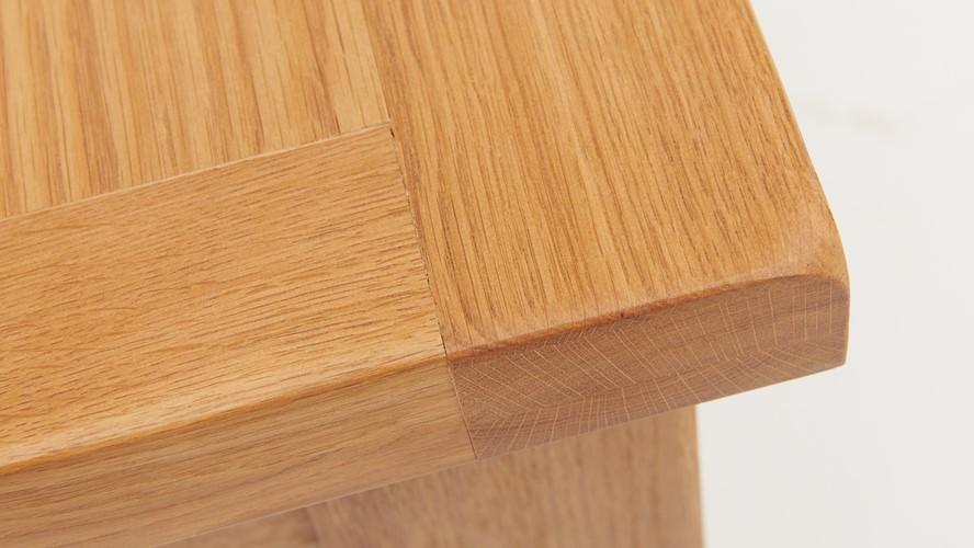 Ashbourne 170cm Extending Table & 4 Cross Back Chairs