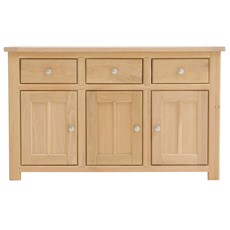 Astrid 3 Door Sideboard