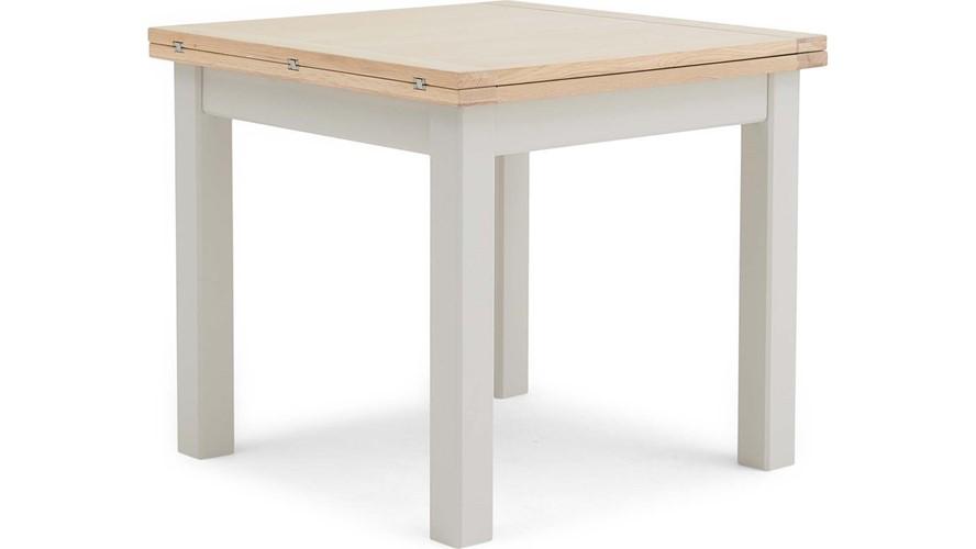 Astrid Flip Top Table & 4 Hansen Chairs