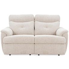 G Plan Atlanta Fabric 2 Seater Recliner Sofa