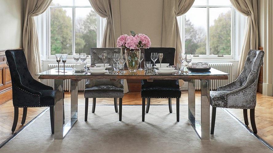 Columbus 180cm Dining Table