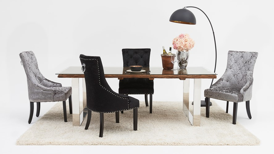 Columbus 220cm Dining Table