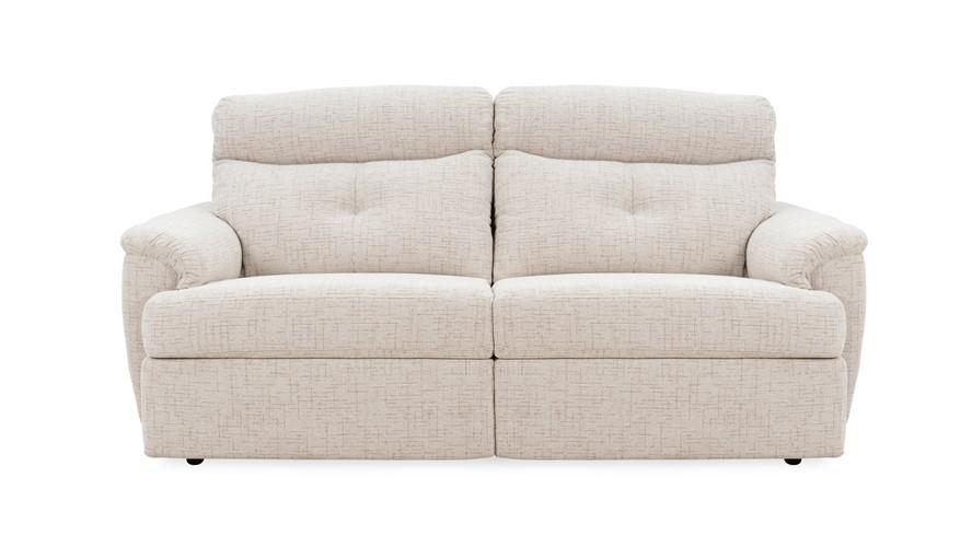 G Plan Atlanta Fabric 3 Seater Recliner Sofa