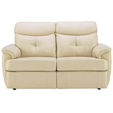 G Plan Atlanta Leather 2 Seater Sofa