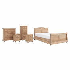 Auxerre Bedroom Package with Bed
