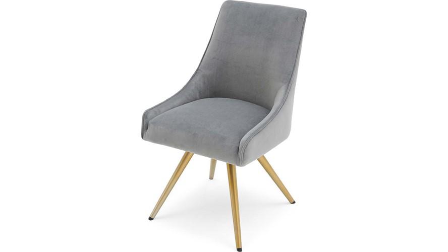 Pandora Dining Chair - Grey