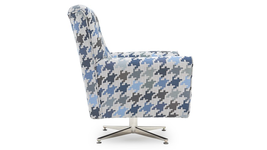 Barnet Swivel Chair