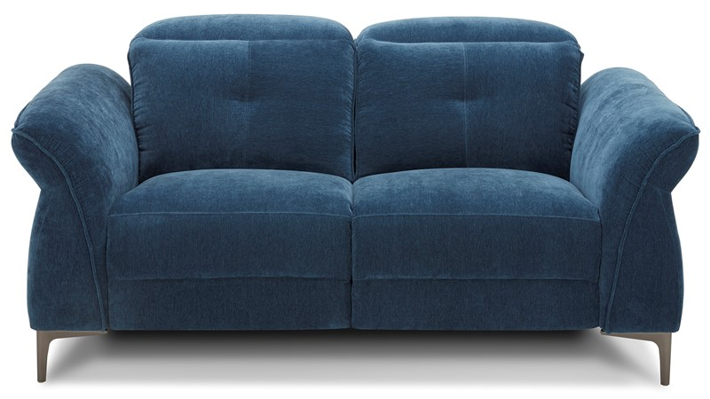 Barra 2 Seater Power Recliner with Manual Headrests
