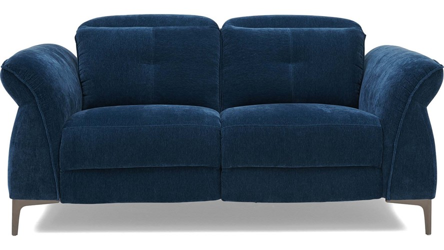 Barra 2 Seater Sofa with Manual Headrests