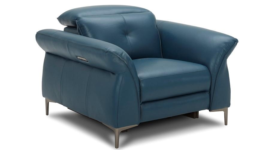 Barra Armchair with Manual Headrest