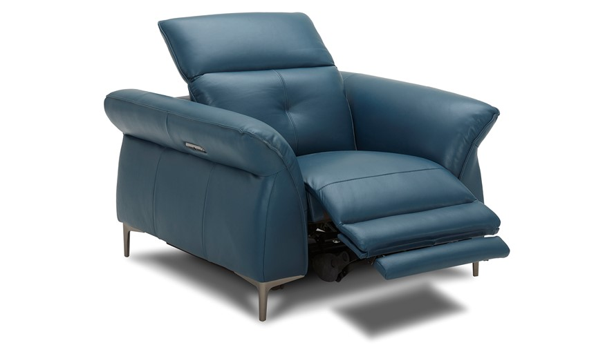 Barra Power Recliner Armchair with Power Headrests