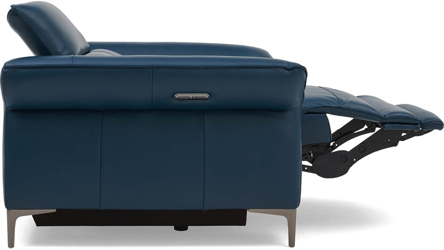 Barra Power Recliner Armchair with Manual Headrests