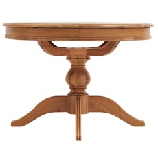 Beaufort Round Extending Dining Table