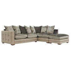 Alexander & James Belushi Corner Sofa