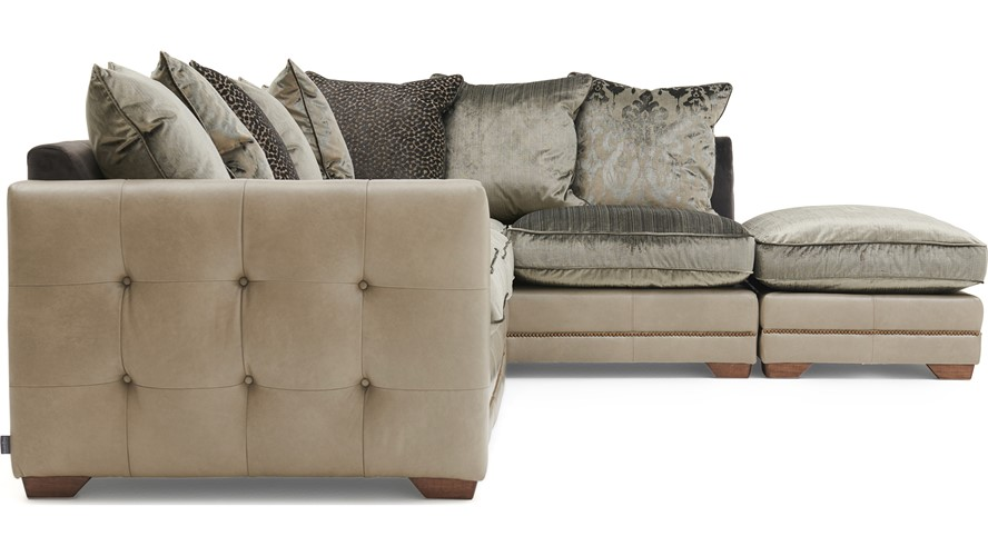 Alexander & James Belushi Corner Sofa