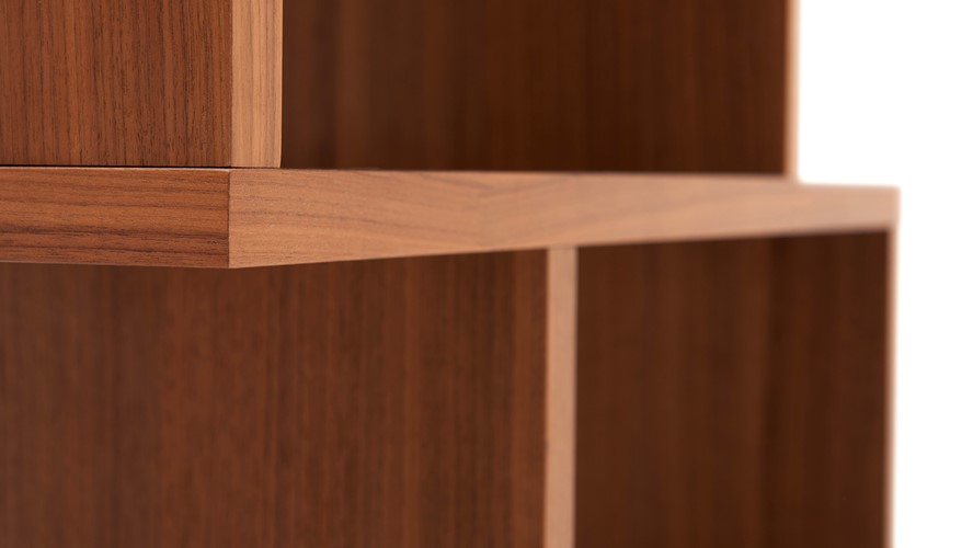Content by Terence Conran Balance Alcove Shelving