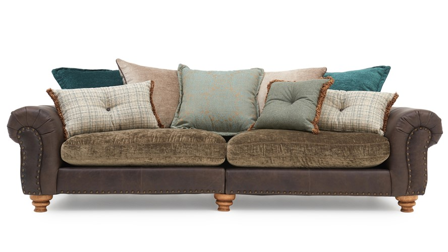 Alexander & James Bloomsbury Grand Split Sofa